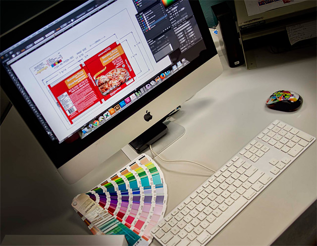 graphic design for packaging color craft